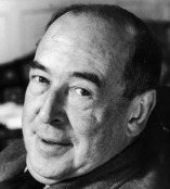 Portrait of author/educator C.S. Lewis