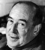 Portrait of author/educator C.S. Lewis